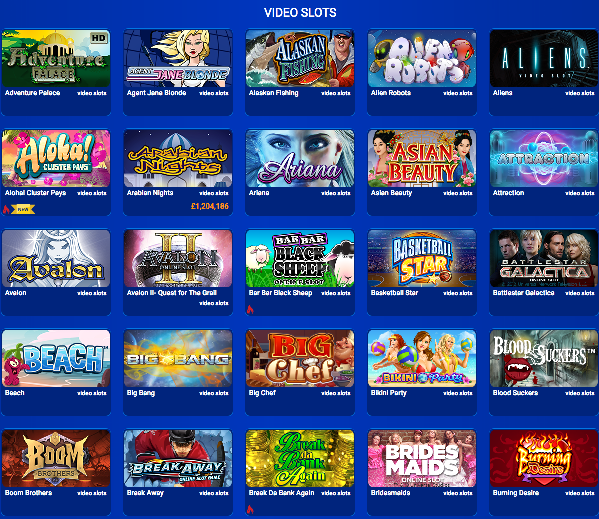 Ukash Casino Sites