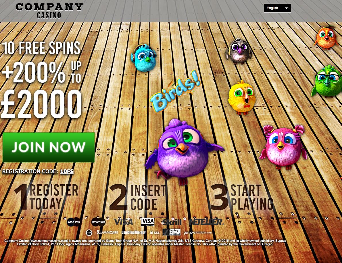 Casinosites