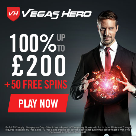 Vegas Hero