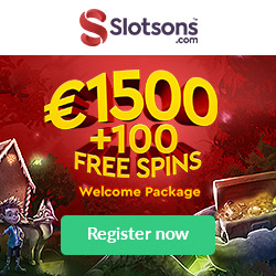 Slotsons Casino