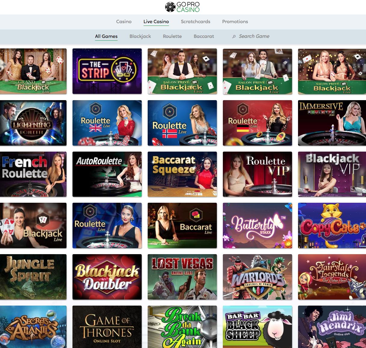 Casino Sites Reviews